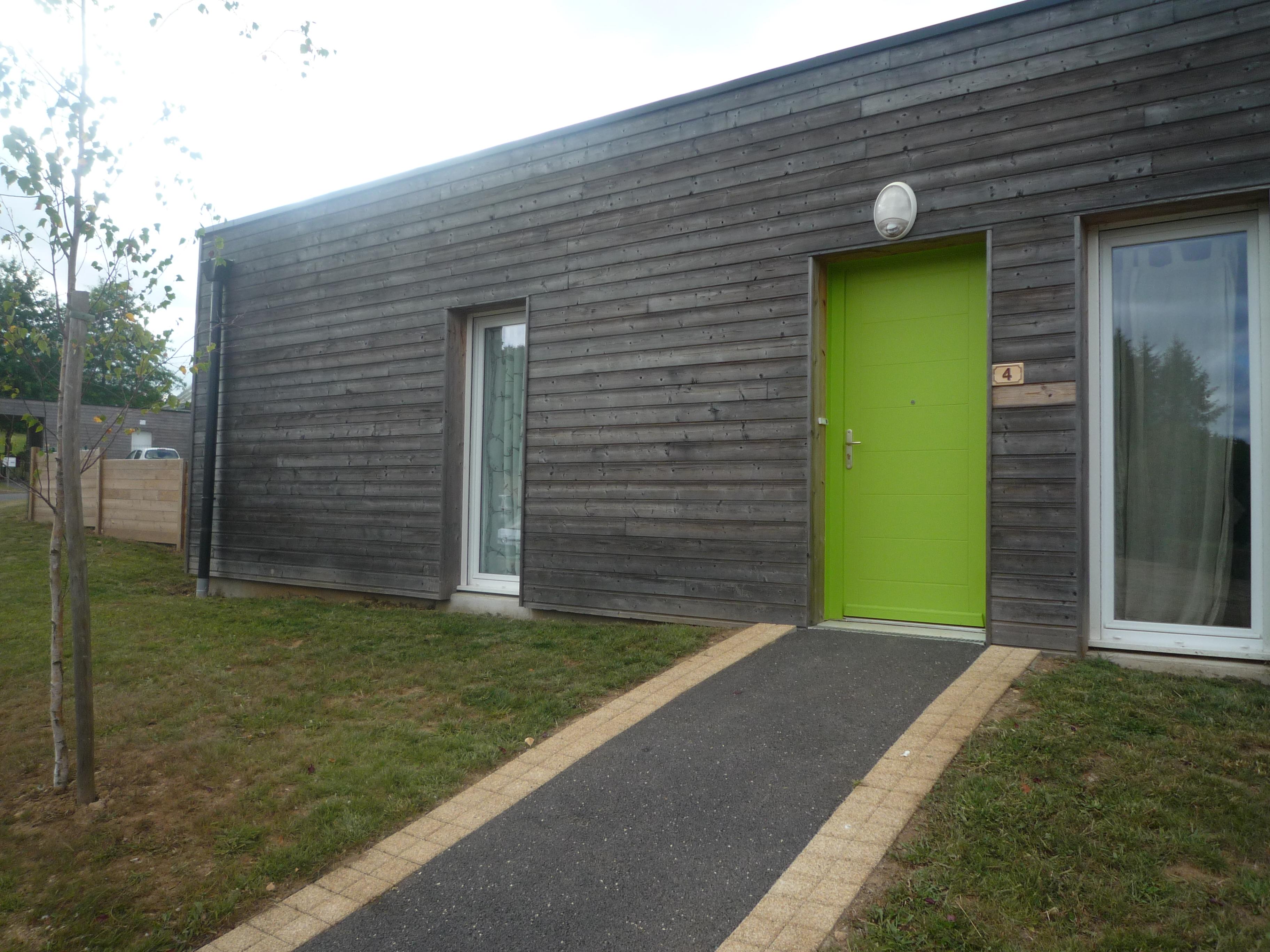 Maison Bois Bbc Maison En Ossature Bois Bbc Hr A Vendre Maison Ossature Bois Bbc Gueudry T5  # Maison En Bois Bbc